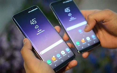 جالاكسي S8 يحصل على لقب أفضل شاشة في هاتف ذكي