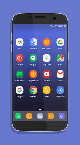 تطبيق UX Experience S8 للحصول على أيقونات جالاكسي S8تطبيق UX Experience S8 للحصول على أيقونات جالاكسي S8