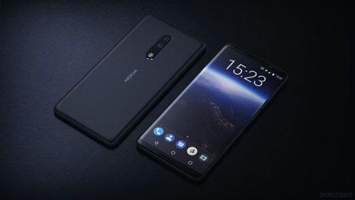 صور تخيلية لهاتف Nokia 9 – ما رأيكم في التصميم ؟