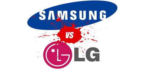 شركة LG تسخر من سامسونج وتؤكد أن LG G6 أفضل من جالاكسي S8