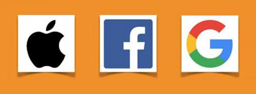 تقرير مثير - آبل جوجل وفيسبوك ستبقى موجودة حتى عام 2075 !
