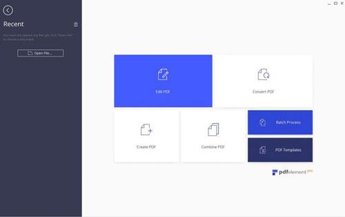 برنامج PDFelement 6 لإنشاء ملفات PDF و التعديل عليها بمزايا احترافية و إصدار جديد كلياً !