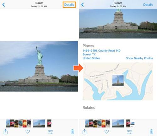 شرح: طريقة تغيير مكان التقاط الصور من خلال الأيفون