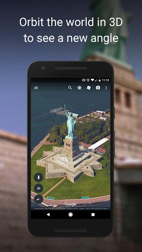 تطبيق Google Earth يحصل على تحديث جديد