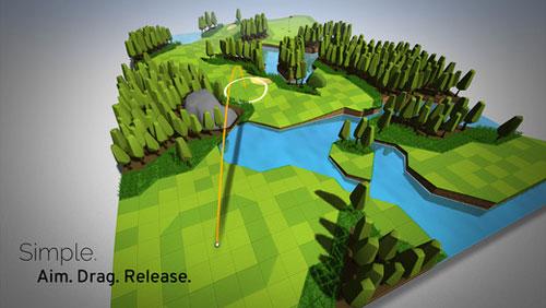 لعبة OK Golf لمحبي الغولف متوفر في عرض تخفيضي