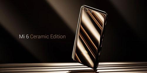 الإعلان رسميا عن هاتف Xiaomi Mi 6 - تصميم مميز ومزايا تقنية عالية