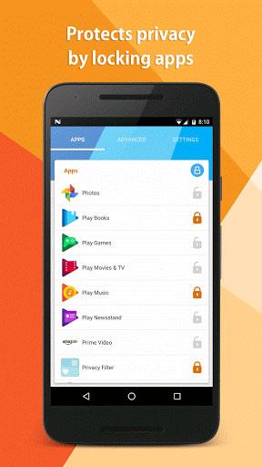 تطبيق Quick App Lock Pro لقفل التطبيقات