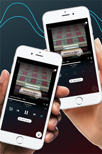 تطبيق AmpMe لتحويل أجهزتك و أجهزة أصدقائك إلى مكبرات صوت صاخبة بإصدار جديد !
