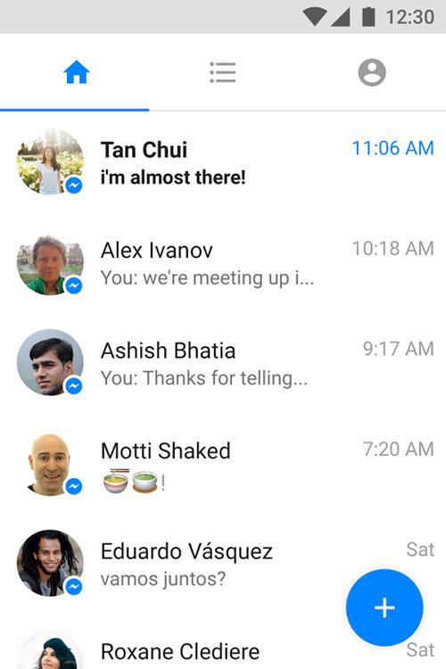 فيسبوك تطرح تطبيق Messenger Lite للجميع ، متوفر للتحميل عبر جوجل بلاي !