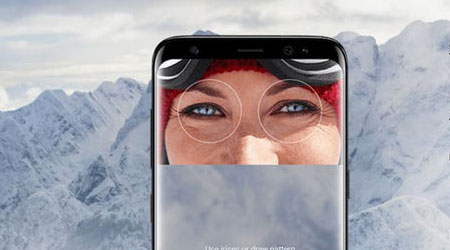 فيديو - تقنية التعرف عن الوجه في جالكسي S8 ضعيفة ويمكن تجاوزها !