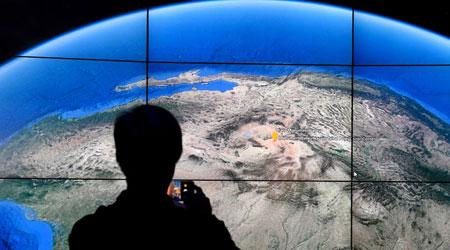 Photo of جوجل تعيد الكشف عن نسخة جديدة من خدمة Google Earth