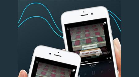 صورة تطبيق AmpMe لتحويل أجهزتك و أجهزة أصدقائك إلى مكبرات صوت صاخبة بإصدار جديد !