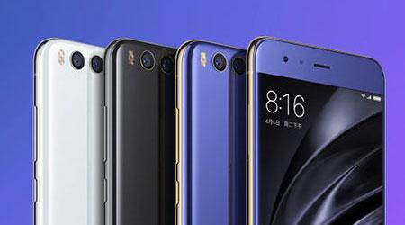 بالصور ، أداء الكاميرا المزدوجة في Xiaomi Mi 6 الجديد !