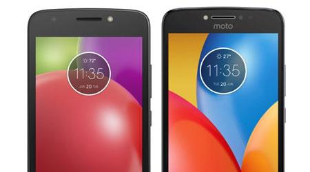تسريب مواصفات هاتف موتورولا Moto E4 و E4 Plus