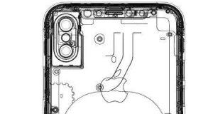 تسريب صورة مخطط تصميم الأيفون 8 - تفاصيل جديدة مهمة جدا
