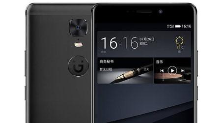 صورة الإعلان رسميا عن هاتف Gionee M6S Plus بمواصفات تقنية عالية