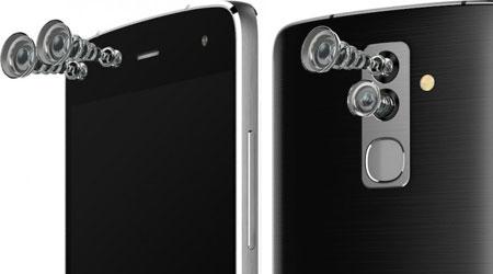 Photo of شركة alcatel تكشف عن هاتف Flash مع كاميرا مزدوجة من الخلف والأمام
