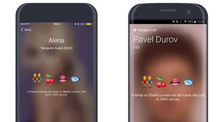 رسميا: تطبيق الدردشة تيليغرام يدعم المكالمات الصوتية
