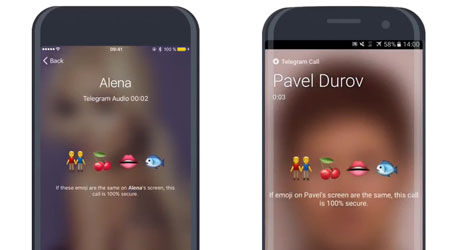 Photo of رسميا: تطبيق الدردشة تيليغرام يدعم المكالمات الصوتية