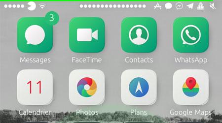 ثلاث أدوات سيديا - قم بتخصيص نظام الأيفون والآيباد بحسب ذوقك
