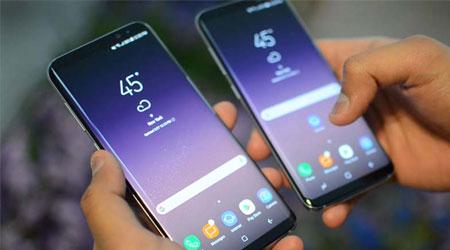 صورة جالاكسي S8 يحصل على لقب أفضل شاشة في هاتف ذكي