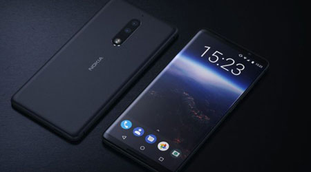 Photo of صور تخيلية لهاتف Nokia 9 – ما رأيكم في التصميم ؟