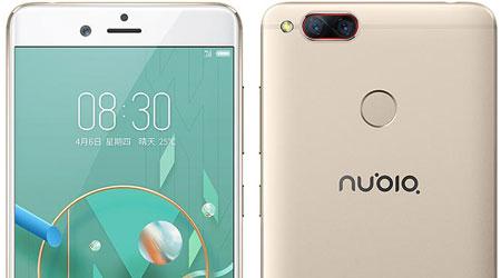شركة ZTE تعلن عن هاتف nubia Z17 mini بمواصفات مميزة