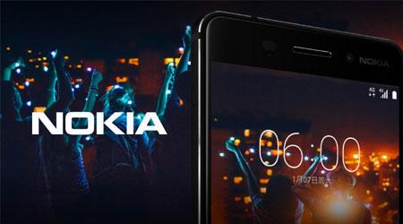 هاتف Nokia 6 يحصل على تحديث الأندرويد 7.1.1