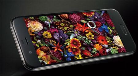 صورة شركة Sharp تعلن عن هاتفها الرائد Aquos R
