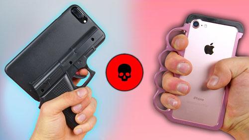 4 أغطية واقية للأيفون خطيرة جدا وقد تكون ممنوعة في بلدك !