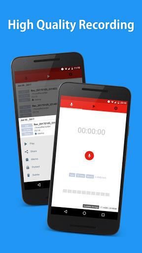 تطبيق Voice Recorder Pro لتسجيل الصوت