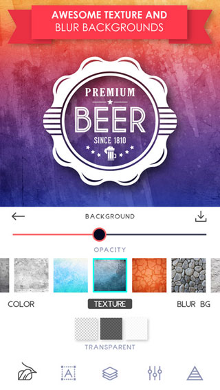 تطبيق Logo Maker لتصميم شعاراتك وبطاقاتك المميزة