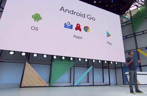 جوجل تكشف عن نسخة Android Go للهواتف ضعيفة المواصفات