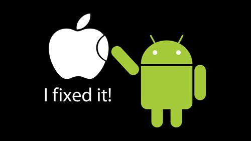 5 مزايا مهمة تجعل هواتف الأندرويد أفضل من الأيفون ! هل تتفق ؟