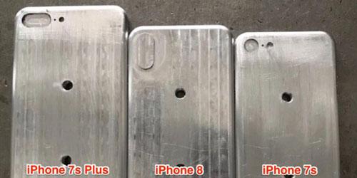 صور: تسريب مخططات أجهزة الأيفون 7s و7s بلس والأيفون 8 !