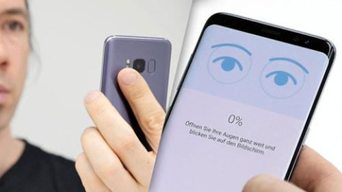 فيديو: اختراق ميزة التعرف على العين في Galaxy S8 - وسامسونج ترد !