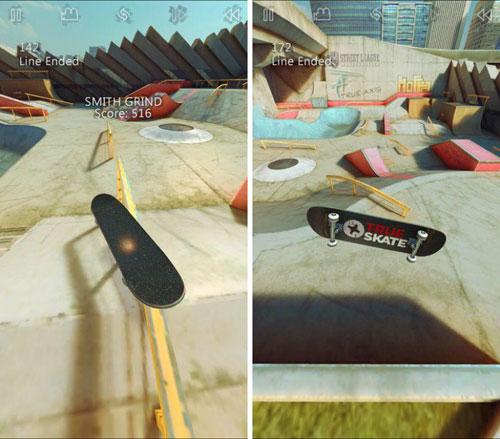 لعبة True Skate لمحبي لوح التزلج والحركات