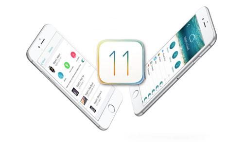 إطلاق النسخة التجريبية من نظام iOS 11