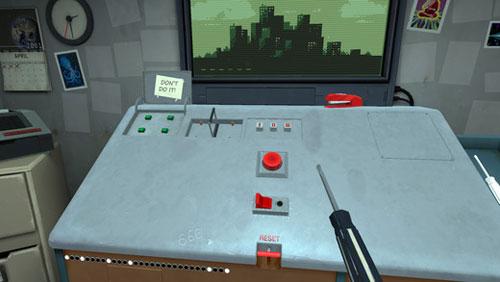 عرض على لعبة Please, Don't Touch Anything 3D للألغاز