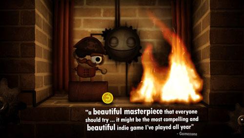لعبة Little Inferno HD المميزة والبسيطة