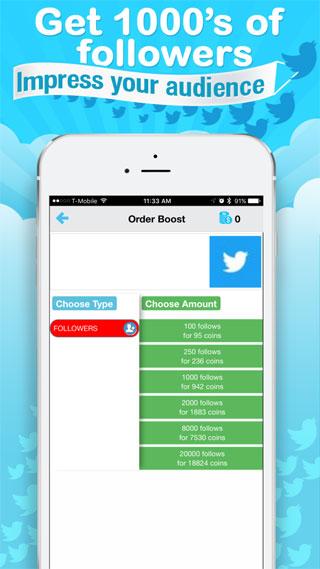 خدمة instaboost لزيادة التفاعل مع حسابك تويتر وتنشيطه !