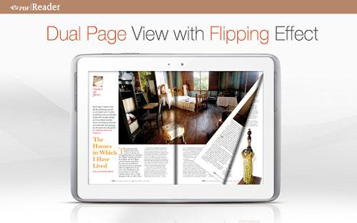 تطبيق ezPDF Reader PDF قارئ ومحرر ملفات PDF