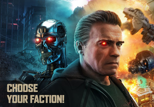 لعبة Terminator Genisys: Future War تعود في تحد جديد