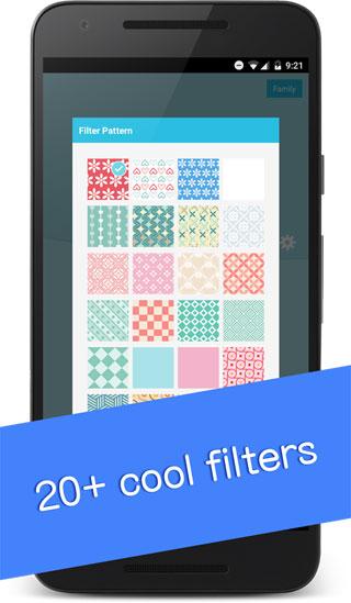 تطبيق Privacy Filter Pro لتجميل صورك