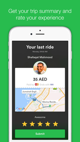 كريم Careem - تطبيق حجز السيارات و التاكسي الأول في الوطن العربي !