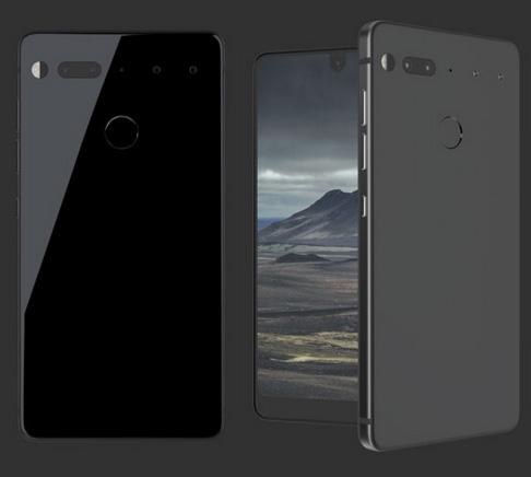 Essential Phone - هاتف ذكي راقي بتصميم رائع من مخترع نظام الأندرويد !