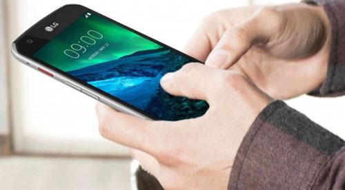 هاتف LG X venture - هاتف ذكي شديد الصلابة و قوي التحمل للاستخدامات القاسية !