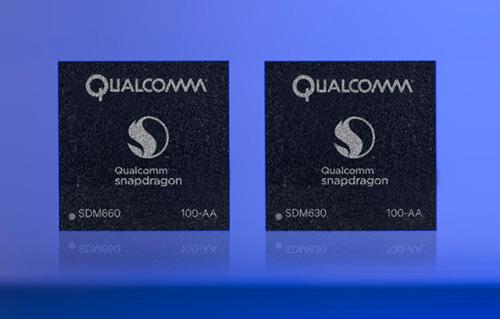 كوالكم تكشف عن معالجات Snapdragon 660 و Snapdragon 630 الجديدة