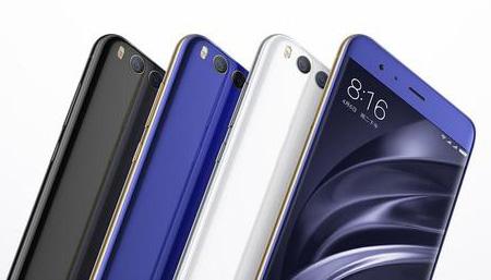 هاتف Xiaomi Mi 6 متوفر للشراء الآن ، تعرف على الأسعار !