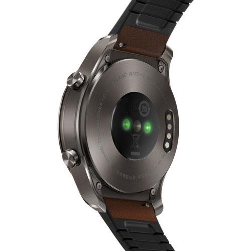 هواوي تطرح ساعتها الذكية Huawei Watch 2 Classic للشراء